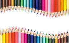 Карандаши цветные, фломастеры, мелки