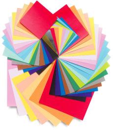 Бумажная продукция для творчества