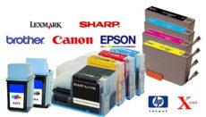 Расходные материалы для струйной печати