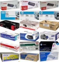 Расходные материалы для лазерной печати